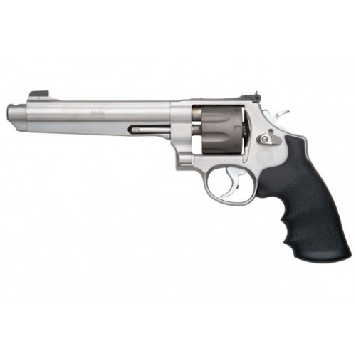 """SMITH&WESSON REVOLVER PERFORMANCE CENTER Mod. 929 JERRY MICULEK 6.5"""" INOX CAL. 9x21"""