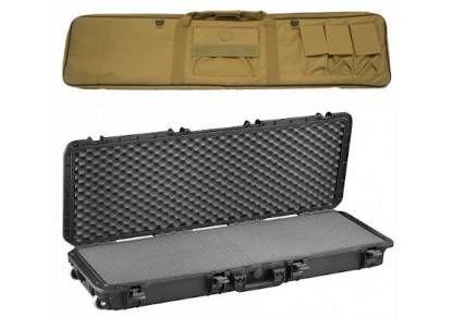Foderi e valigie fucili