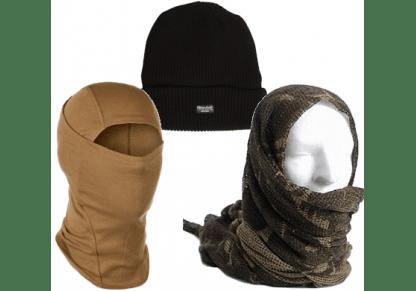Sciarpe passamontagna cappelli invernali