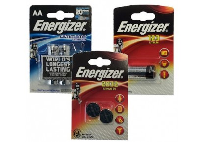 Batterie varie