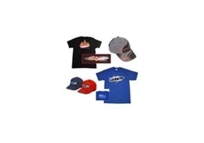 Magliette, cappellini, giacche