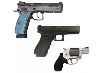 Pistole e revolver