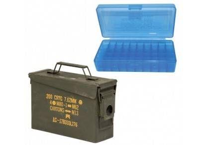 Scatole per munizioni