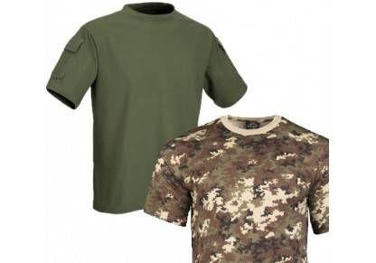 T-shirt militari