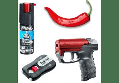 Autodifesa spray peperoncino
