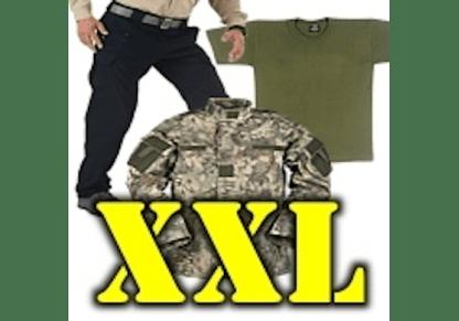 Abbigliamento XXL