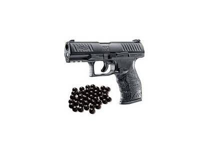 Pistole T4E pallini gomma