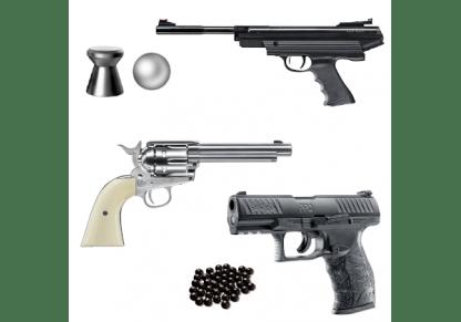 Pistole libera vendita
