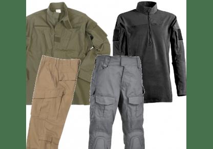 TINTA UNITA Giacche Combat-shirt Pantaloni