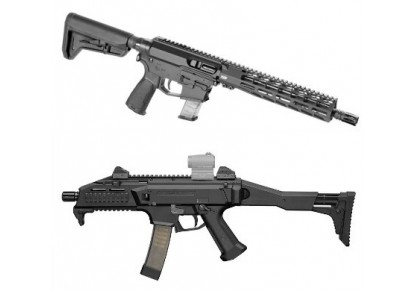Carabine corte (pistole)
